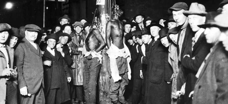lynchage de deux Afro-américains